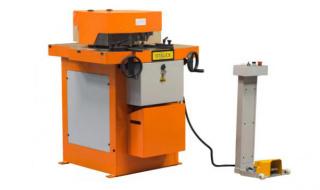 Пресс угловысечной гидравлический HNM-6A