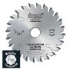 Подрезные конические пильные диски Freud LI25M43FA3