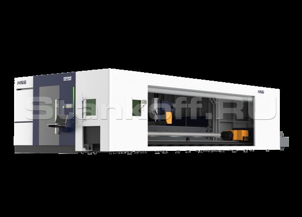 Оптоволоконный лазер для резки листовых металлов и труб HS-G6025HE-35HQ/12000 IPG