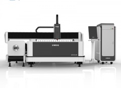 Волоконный лазерный станок с труборезом LF3015LNR/1000 Raycus