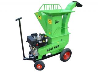 Мобильная дробилка древесных отходов LASKI KDO 90D Diesel