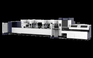 Пятиосевой оптоволоконный лазерный труборез HS-TP65S/2000 IPG
