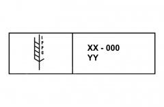 Клеймо ISPM 15 (МСФМ 15)