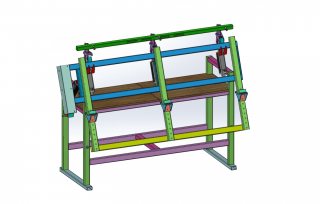 Поворотный сборочный стол ПС-600