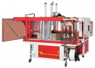 Автоматическая стреппинг машина с выравнивателем связки TP-701CQ-M