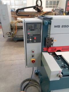 Электромеханические гильотинные ножницы MS 2004