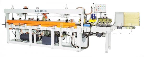 Автоматический пресс для сращивания по длине MHZ1560