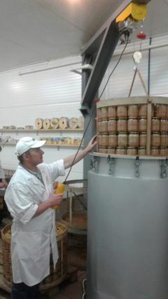 Паровой промышленный автоклав для консервирования ППА-550