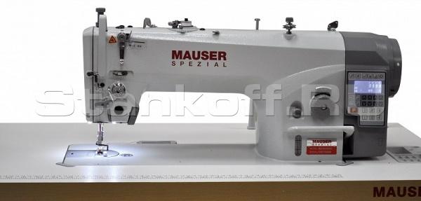 Прямострочная промышленная швейная машина Mauser Spezial ML9110-E04-BC