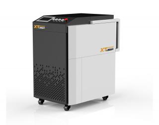 Устройство лазерной очистки металла от ржавчины импульсного типа XTL-QXP500