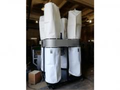 Пылеулавливающий агрегат ВУ-10000К