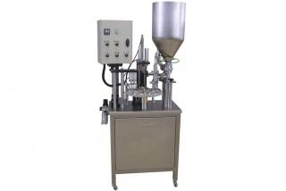 Полуавтомат для фасовки в пластиковые стаканы ФС-30