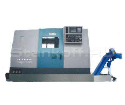 Токарный обрабатывающий центр с ЧПУ DL-20/540