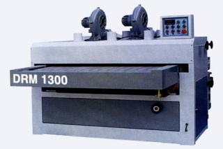 Щеточный станок для очистки заготовок от пыли DRM 900, DRM 1300