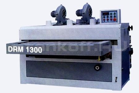 Щеточный станок для очистки заготовок от пыли DRM 1300