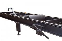 Самоходная ленточная пилорама с электромеханическим бесступенчатым приводом Байкал УЛПГ-82