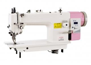 Прямострочная промышленная швейная машина с шагающей лапкой (прямой привод) A-0302D