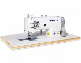 Промышленная двухигольная швейная машина FFEIYUE/YAMATA FY 82