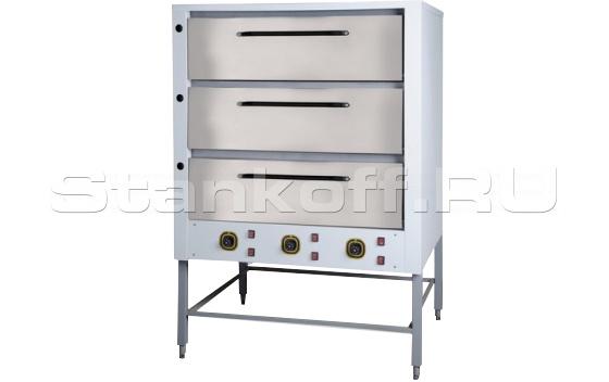 Шкаф пекарский 3х-секционный ШПЭн-3