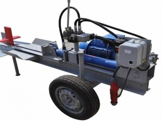 Электрический гидравлический дровокол ДГ-Э3
