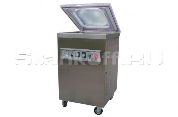 Напольный однокамерный вакуумный аппарат HVC-510F/2A  DZ-500/2E