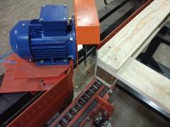 Автоматический станок для обрезки углов деревянных поддонов Оptima UPM-4