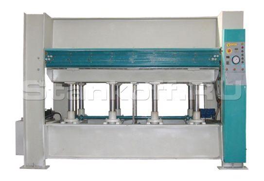 Горячий пресс GН120Н-8-1 (LTT-120T-1) L=3000