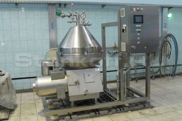 Сепаратор-сливкоотделитель Ж5-Плава-ОСМ-15
