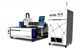 Оптоволоконная лазерная установка для резки металла тяжелой серии TC-F3015/1000 IPG