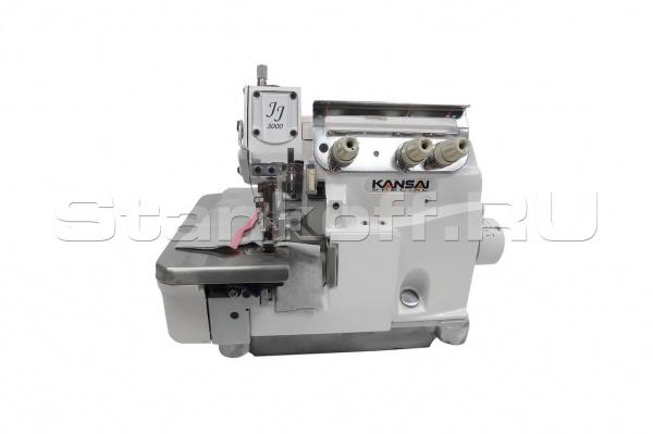 Промышленная машина оверлок Kansai Special JJ-3004GS-01M-4/DD