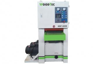 Калибровально-шлифовальный станок WoodTec RRP 400E