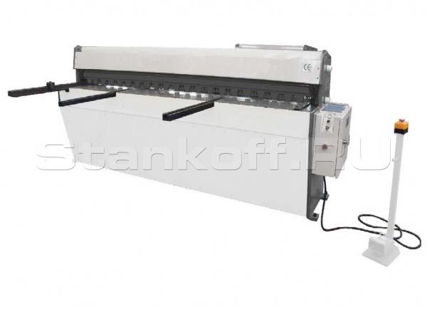 Электромеханические гильотинные ножницы MS 3х1500