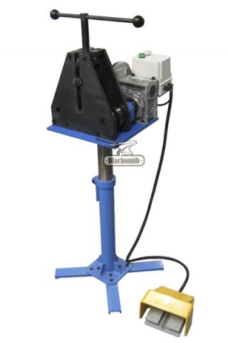 Трубогиб электрический роликовый, профилегиб ETB31-40