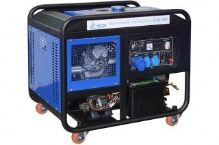 Дизель генератор TSS SDG 10000EH 10 кВт