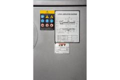 Универсальный токарно-винторезный станок JET GH-31235 ZHD DRO RFS