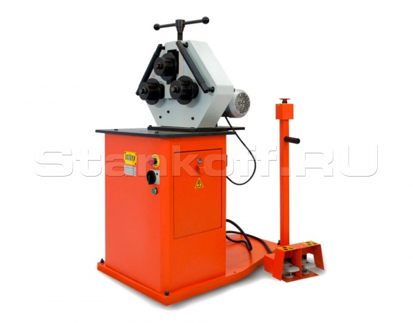 Станок профилегибочный электромеханический RBM40HV