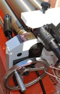 Электромеханический вальцовочный станок ESR-1550х3.5