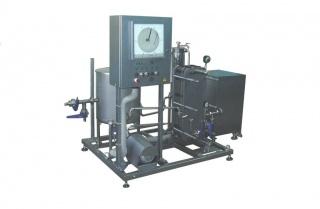 Пластинчатая пастеризационно-охладительная установка для молока ПО-2000
