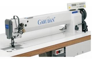 Прямострочная одноигольная длиннорукавная промышленная швейная машина GF-138-448MH/L60/CD
