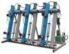 Пресс гидравлический вертикальный для склеивания бруса и щита SL250-3VSP