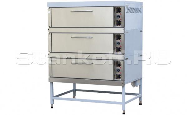 Шкаф пекарский 3x-секционный ШПЭнмр-3 П