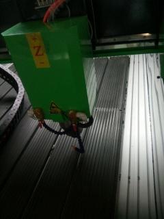 Фрезерный станок с ЧПУ по камню RJ 1325S