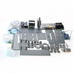 Настольный 3D мини фрезерный станок с ЧПУ ST2020DIY (Конструктор для самостоятельной сборки гравера ЧПУ)