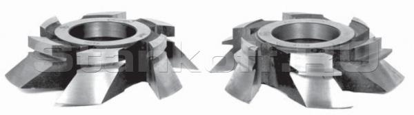 Фрезы для производства евробруса ПГ-05