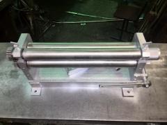 Вальцы листогибочные ручные ТВ-1000х4