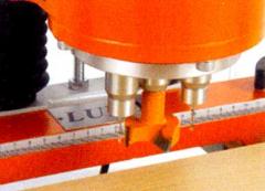 Станок для фрезерования отверстий под петли LUNA-2