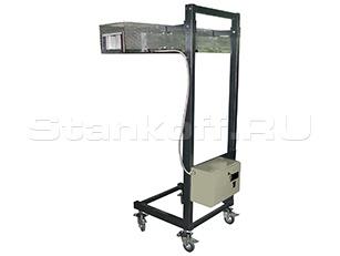 Упаковочная машина для установки термоусадочных колпачков Инфра-2