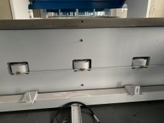 Синхронизированный гидравлический листогиб с ЧПУ WE67K 100/4000