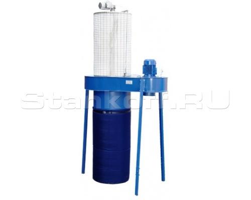 Аппараты для улавливания пыли и стружки ПФЦ-1250КР