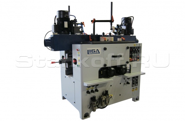 Шлифовальный станок проходного типа GB-625-R3-80S
